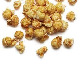 Toffee popcorn