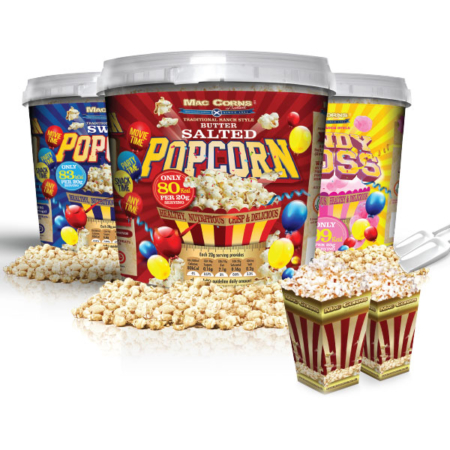 Fun Sized Party Pack Tubs