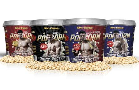 Anton Danyluk Popcorn Range